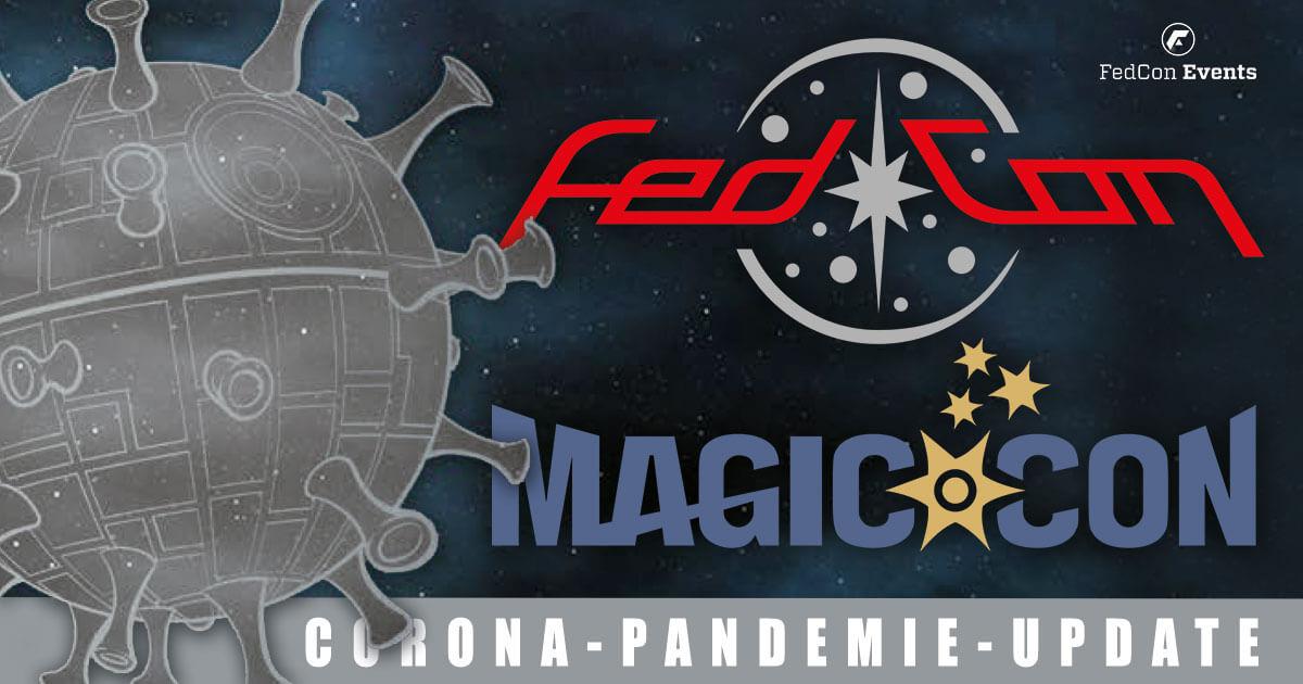 MagicCon 4 | Corona-Pandemie-Update