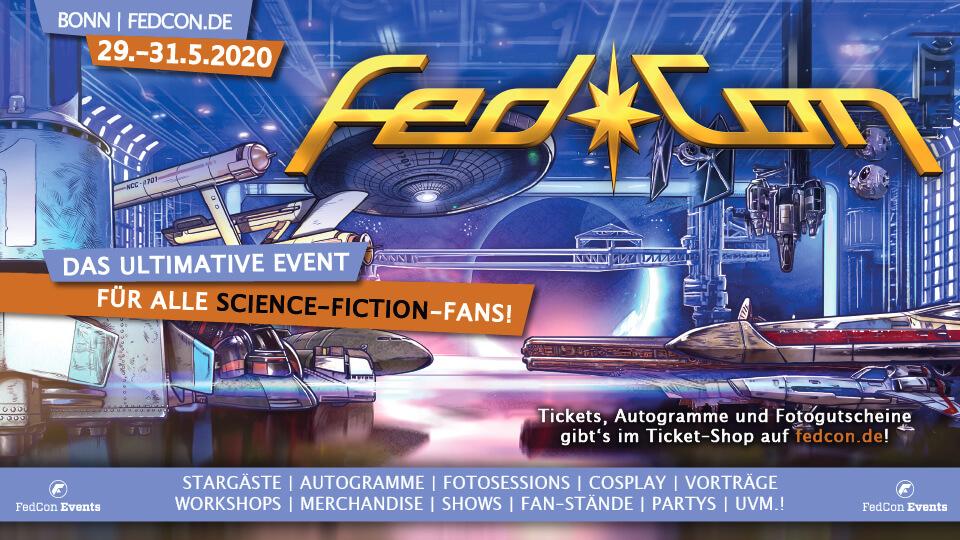 FedCon 29 | 29.05. - 31.05.2020