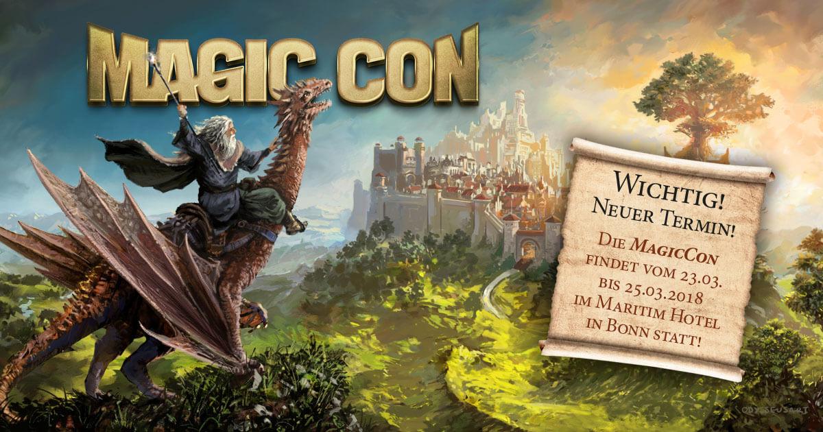 MagicCon 2 |Herzlich Willkommen