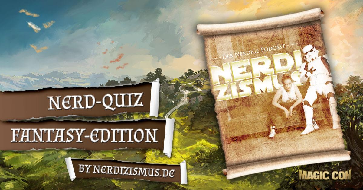 MagicCon 2 | Vortrag | Nerd-Quiz Fantasy-Edition