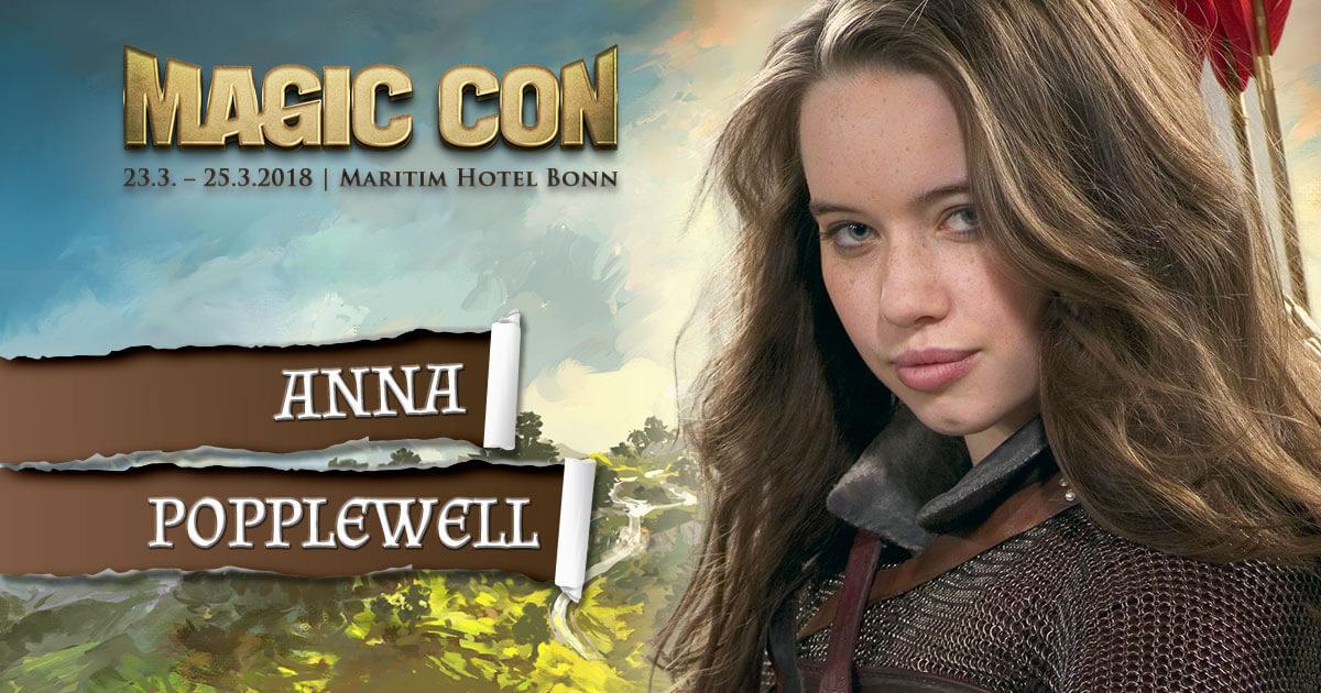 MagicCon 2 |Stargast | Anna Popplewell