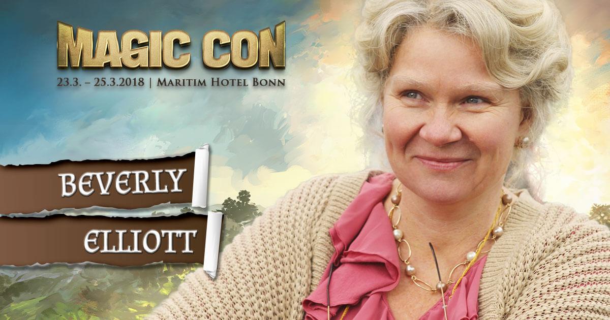 MagicCon 2 |Stargast | Beverly Elliott