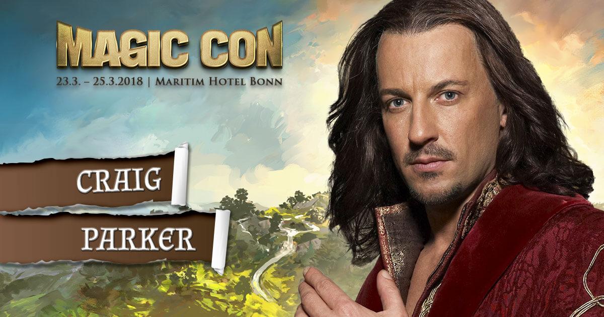MagicCon 2 |Stargast | Craig Parker