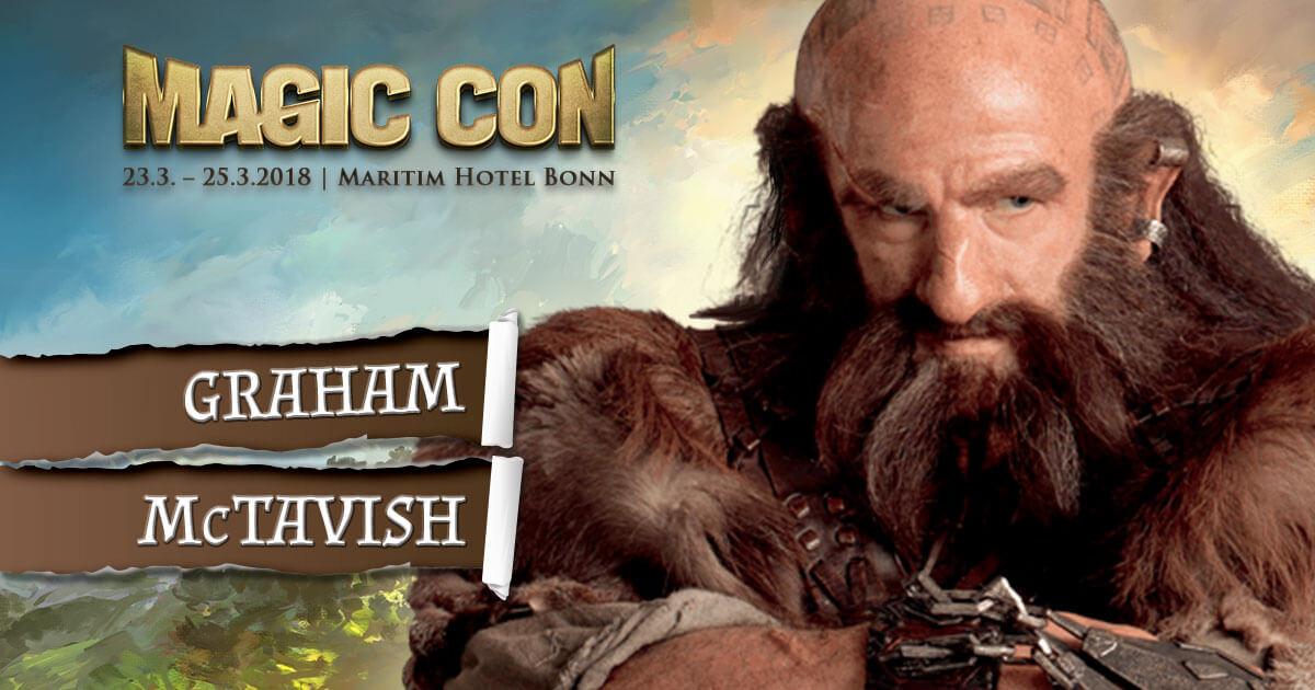 MagicCon 2 |Stargast | Graham McTavish