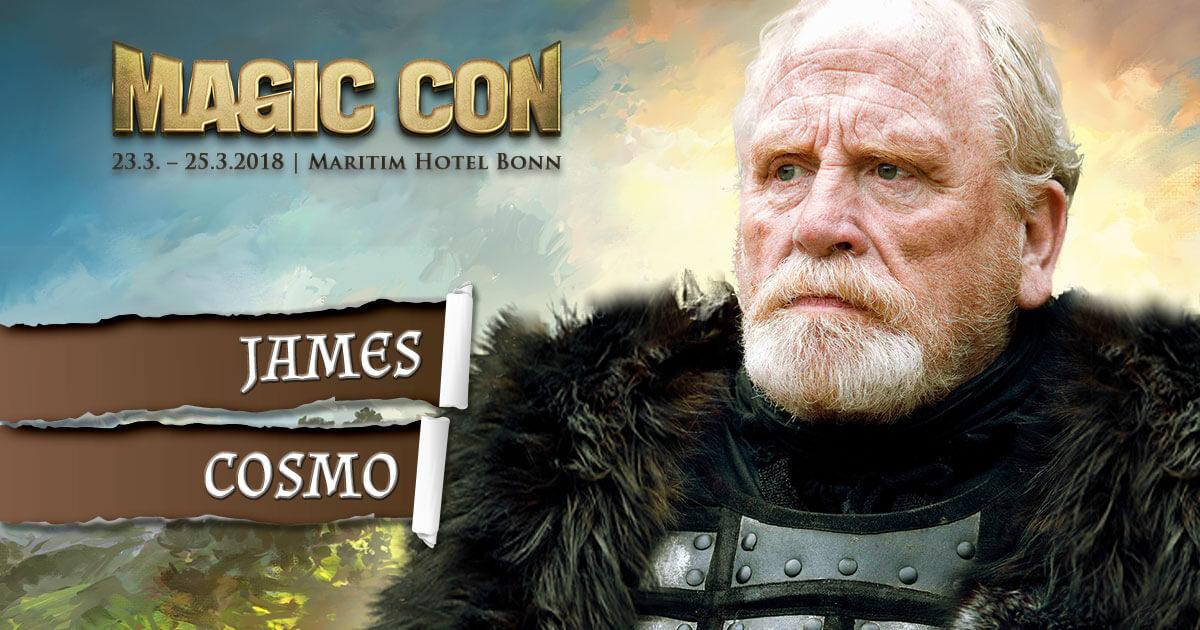 MagicCon 2 | Stargast | James Cosmo