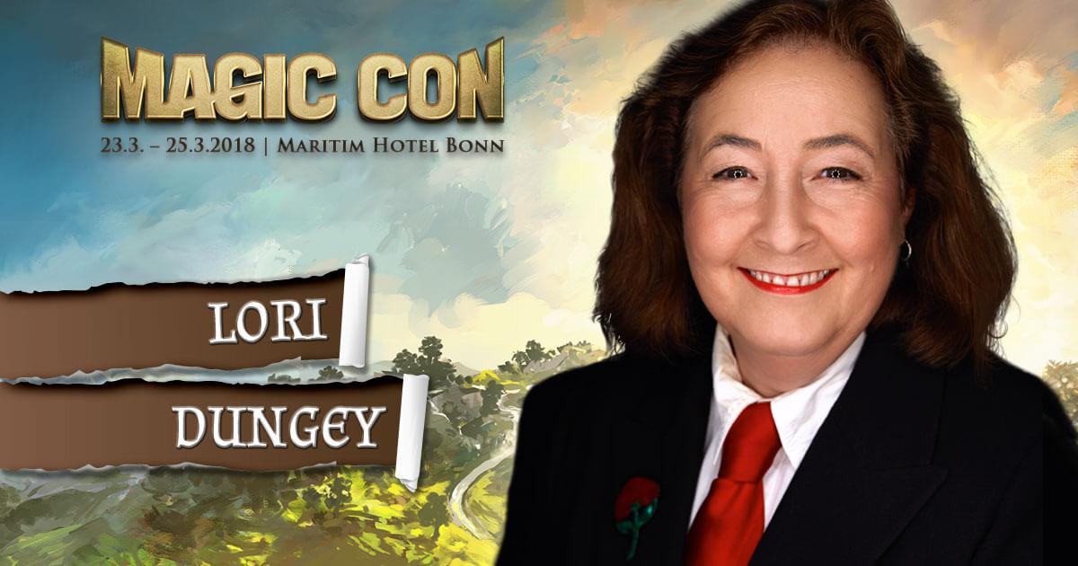 MagicCon 2 |Stargast | Lori Dungey