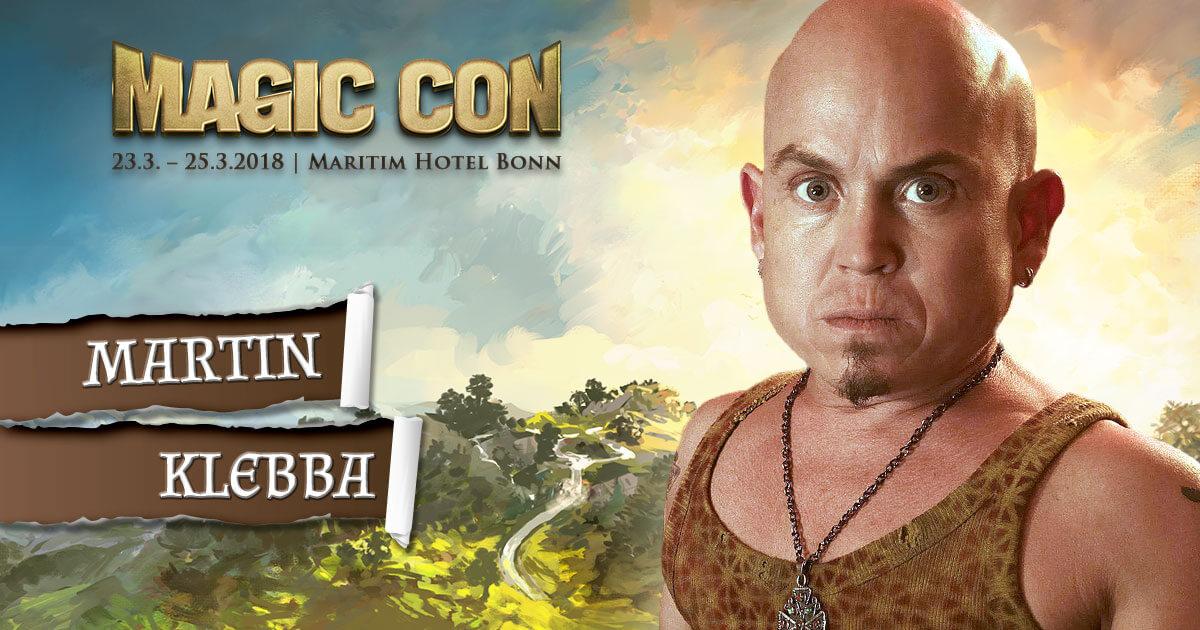 MagicCon 2 | Stargast | Martin Klebba