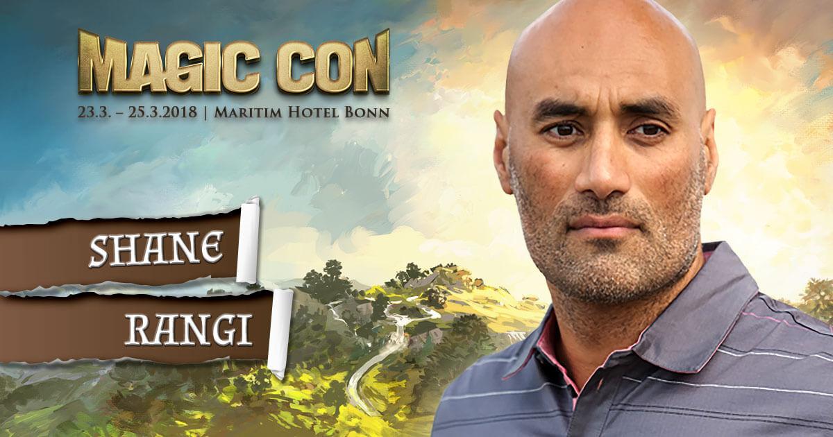 MagicCon 2 | Stargast | Shane Rangi