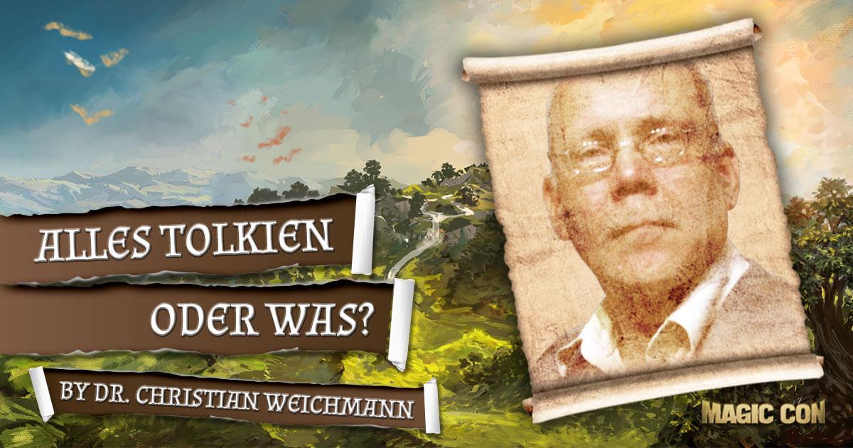 MagicCon 2 | Vortrag | Alles Tolkien oder was?