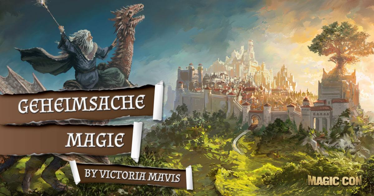 MagicCon 2 | Workshop | Geheimsache Magie