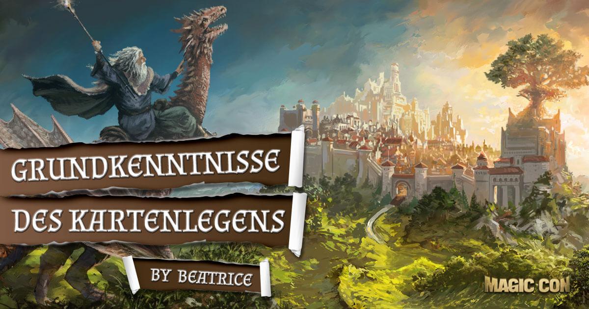 MagicCon 2 | Workshop | Grundkenntnisse des Kartenlegens by Beatrice