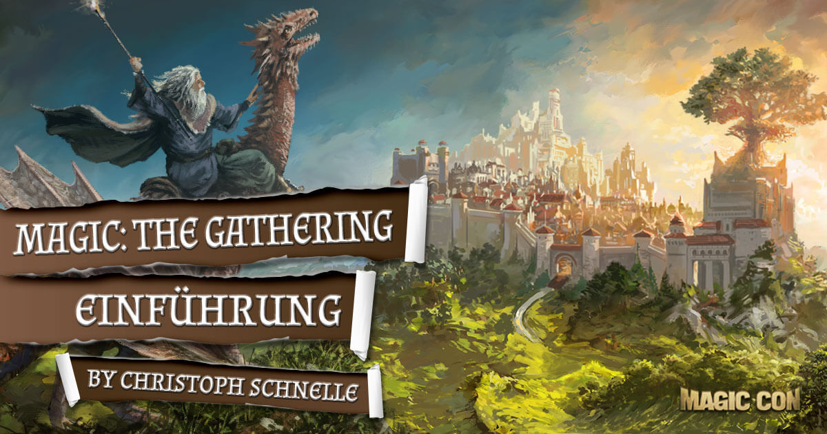 MagicCon 2 | Workshop | Magic: The Gathering - Einführung
