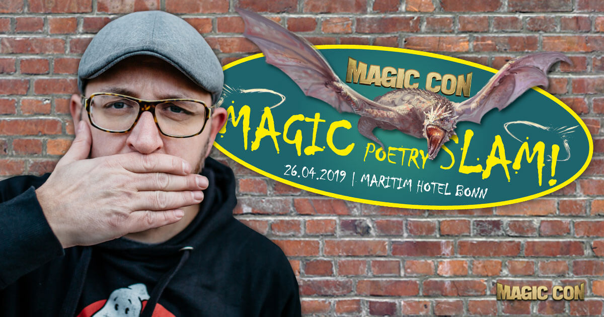 MagicCon 3 | Special-Events | Magic-Poetry-Slam