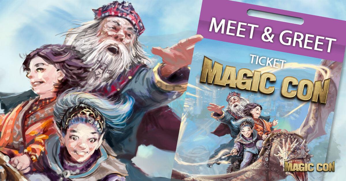 MagicCon 3 | Special-Events | Meet & Greet