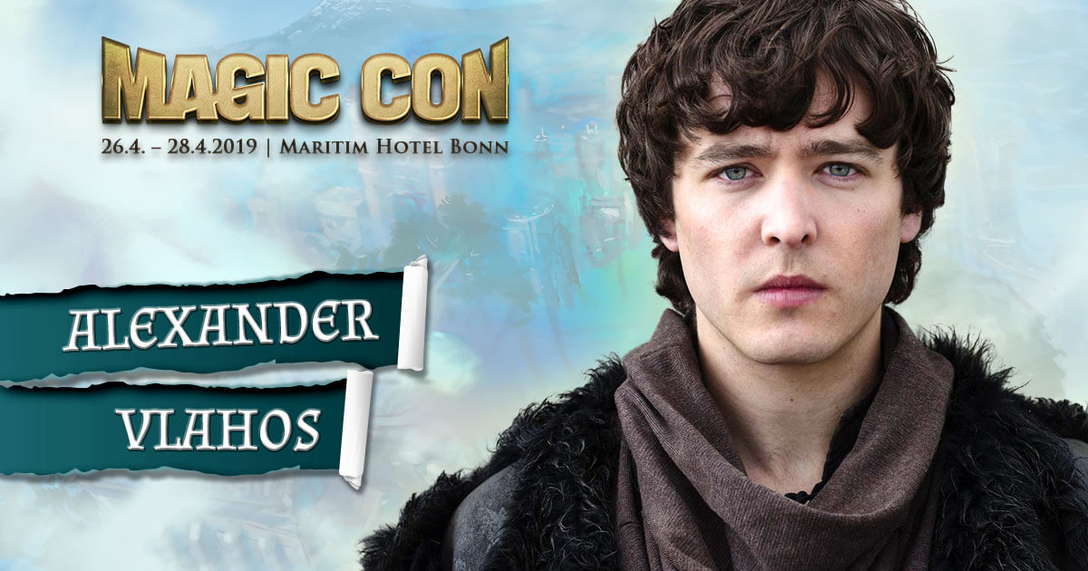 MagicCon 3 | Stargast | Alexander Vlahos