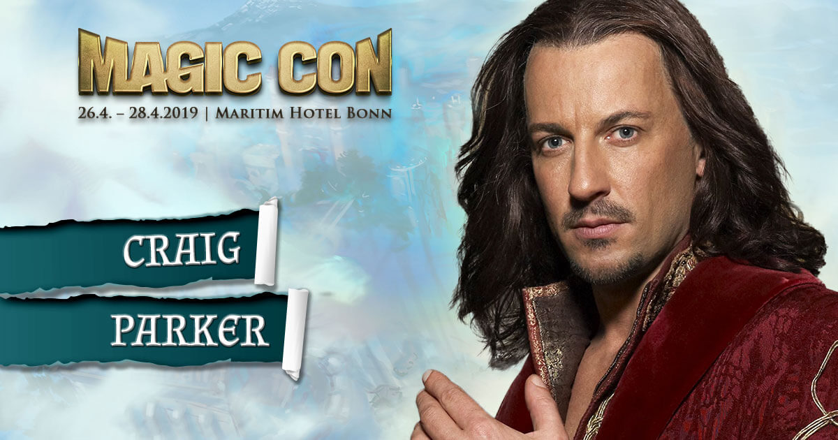 MagicCon 3 | Stargast | Craig Parker