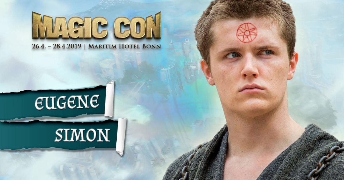 MagicCon 3 | Stargast | Eugene Simon