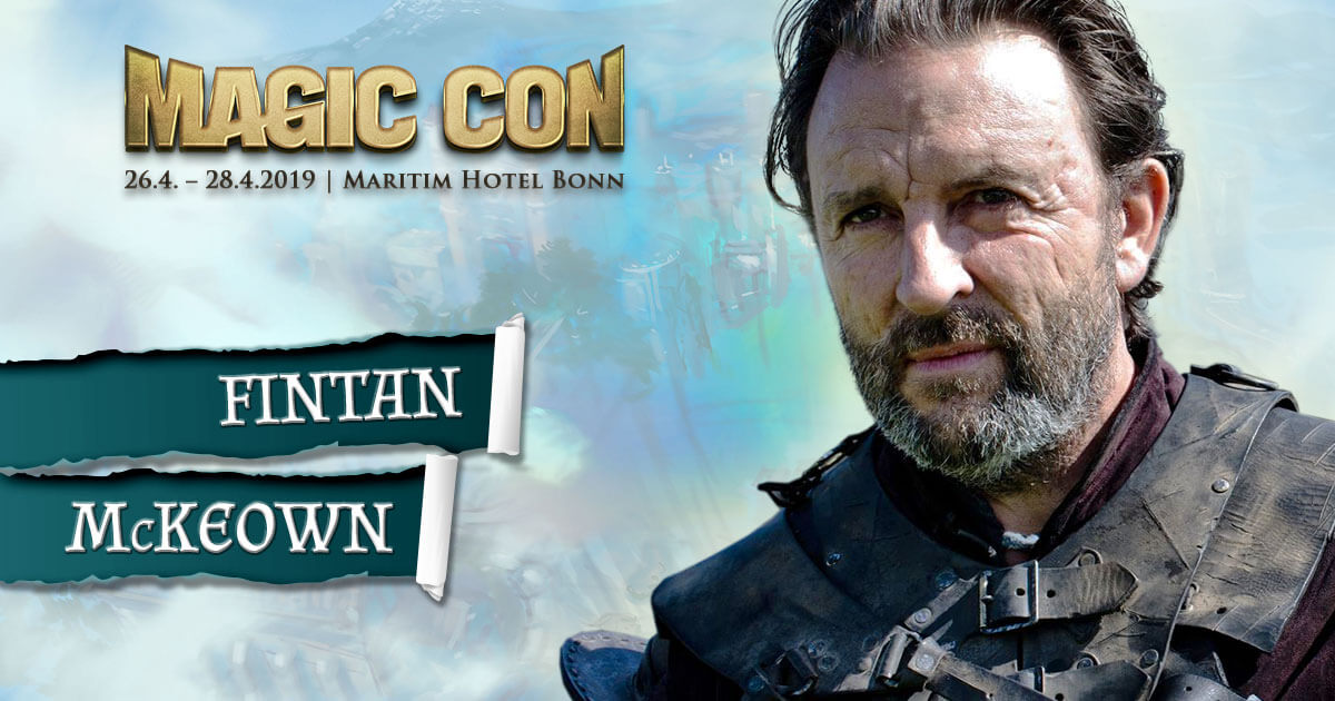 MagicCon 3 | Stargast | Fintan McKeown