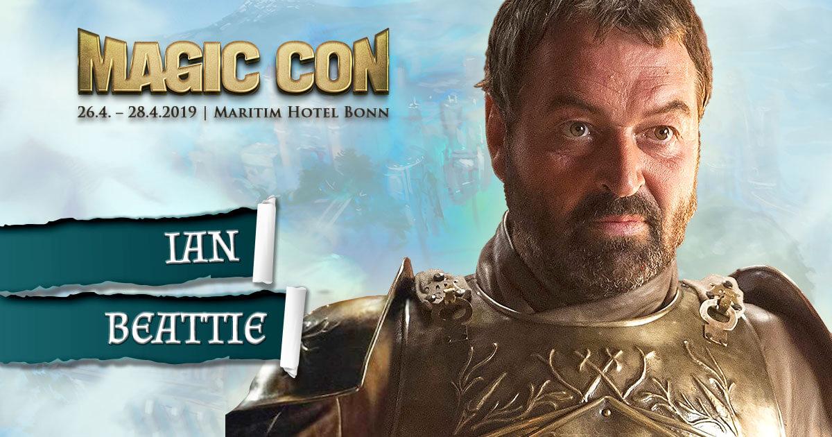 MagicCon 3 | Stargast | Ian Beattie