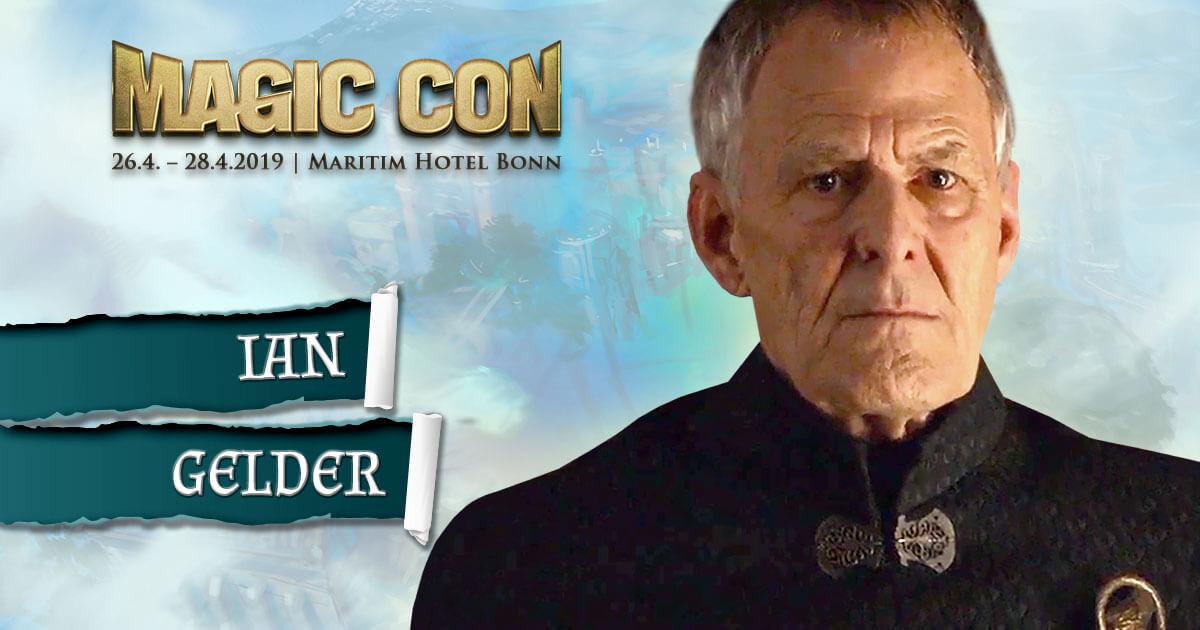 MagicCon 3 | Stargast | Ian Gelder