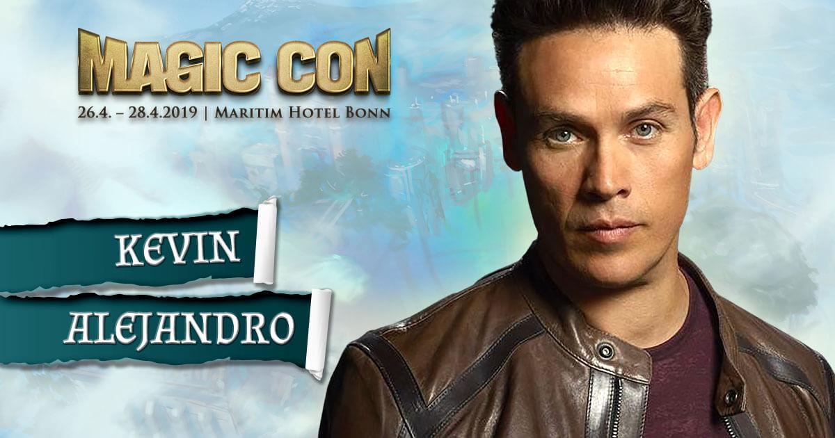 MagicCon 3 | Stargast | Kevin Alejandro