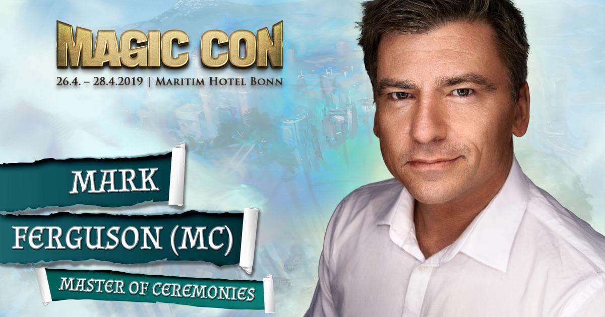 MagicCon 3 | Stargast | Mark Ferguson