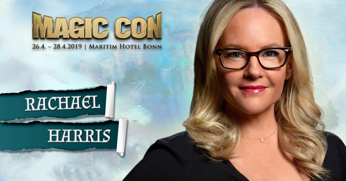 MagicCon 3 | Stargast | Rachael Harris