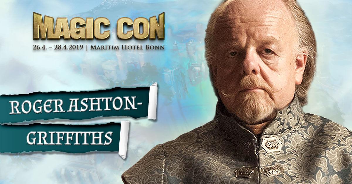 MagicCon 3 | Stargast | Roger Ashton-Griffiths