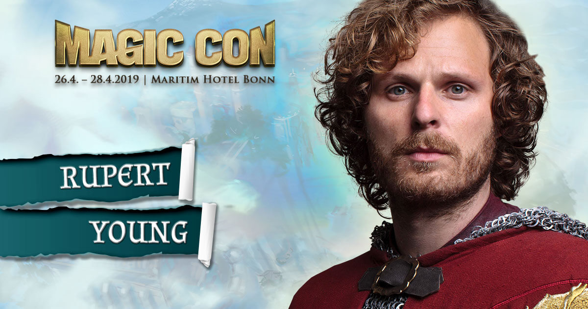 MagicCon 3 | Stargast | Rupert Young