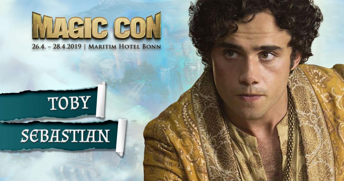 MagicCon 3 | Stargast | Toby Sebastian