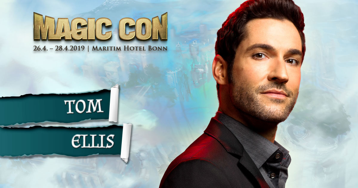 MagicCon 3 | Stargast | Tom Ellis