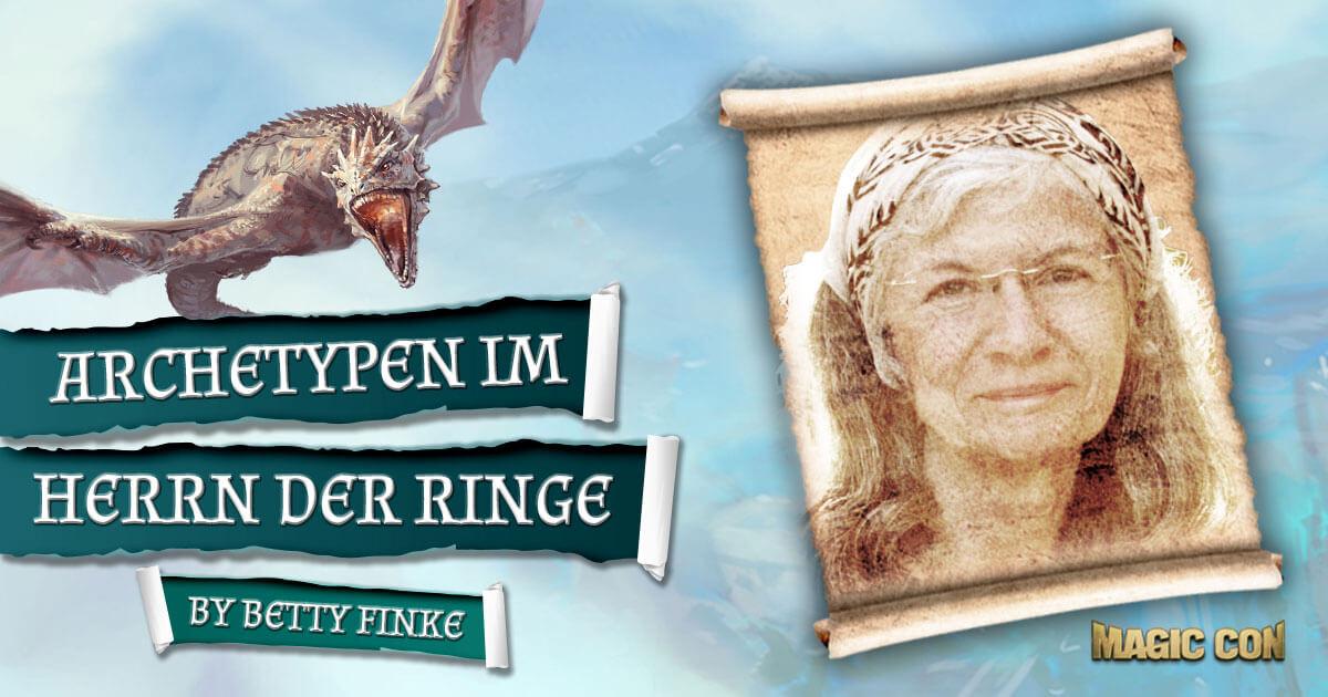 MagicCon 3 | Vortrag | Archetypen im Herrn der Ringe