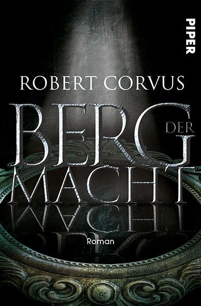 MagicCon 3 | Reading | Berg der Macht - book cover