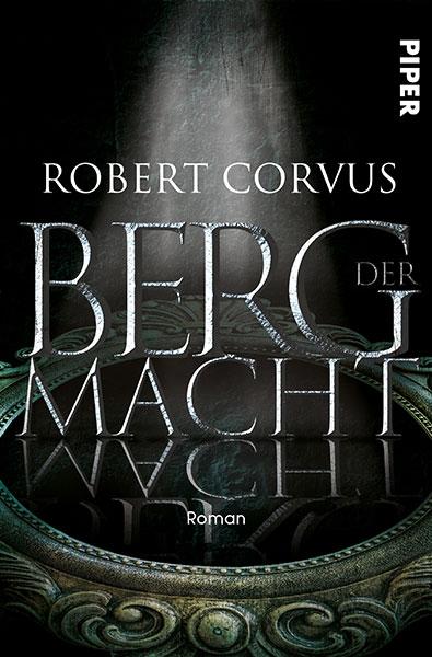 MagicCon 3 | Lesung | Berg der Macht - Buchcover