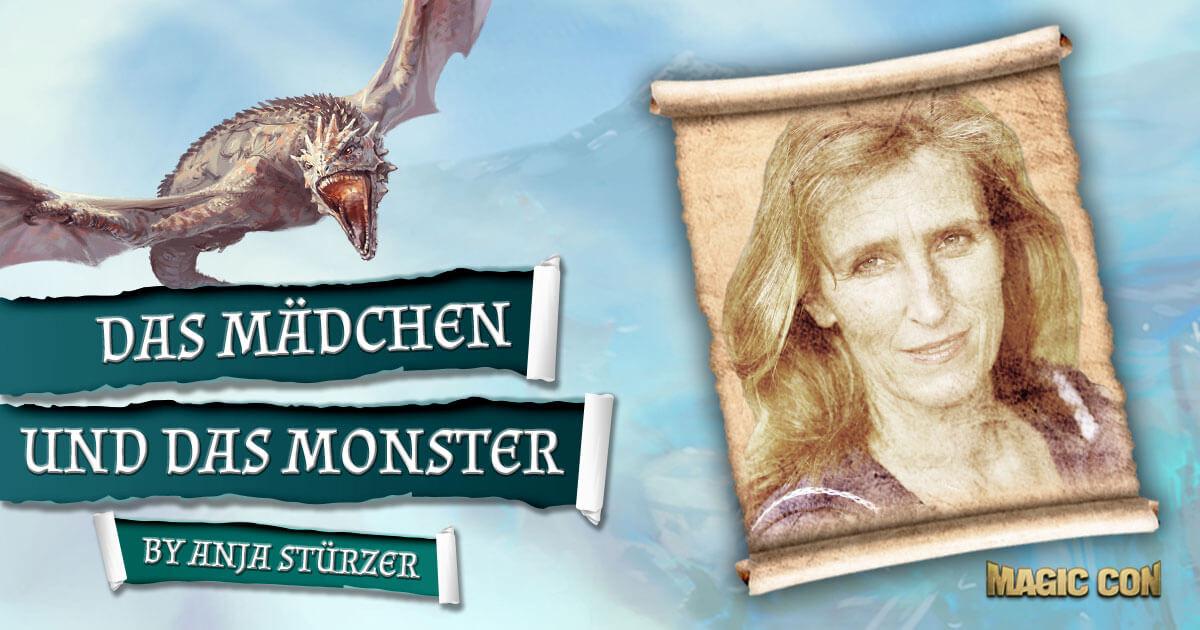 MagicCon 3 | Vortrag | Das Mädchen und das Monster