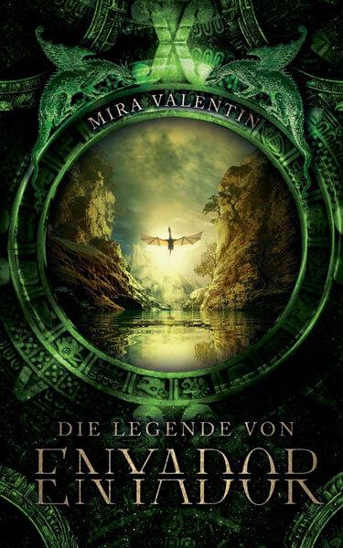 MagicCon 3 | Vortrag | Die Enyador-Saga - Buchcover