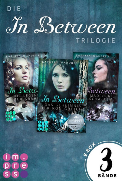 MagicCon 3 | Vortrag | Die In-Between-Trilogie - book cover