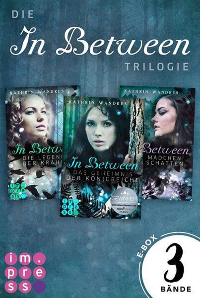 MagicCon 3 | Vortrag | Die In-Between-Trilogie - Buchcover