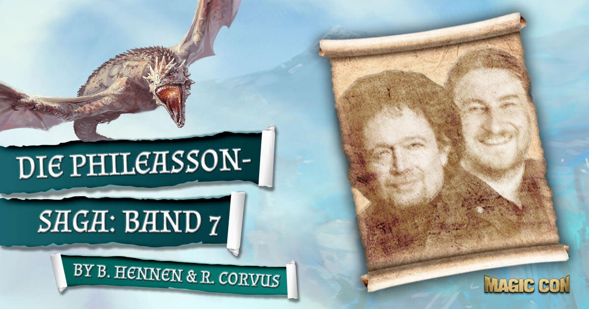 MagicCon 3 | Vortrag | Die Phileasson-Saga: Band 7