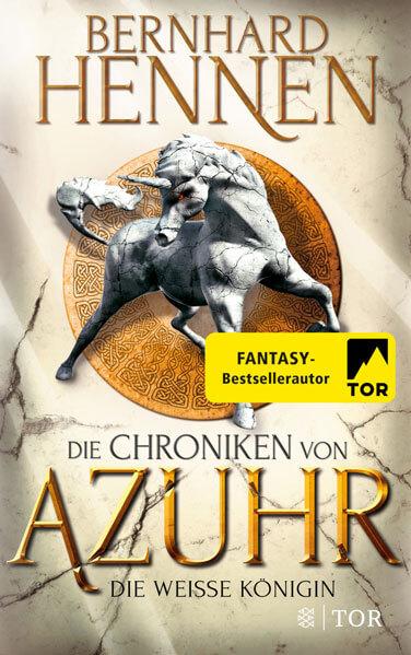 MagicCon 3 | Reading | Die weiße Königin - book cover