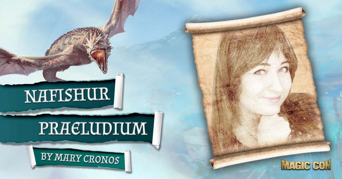 MagicCon 3 | Vortrag | Nafishur Praeludium