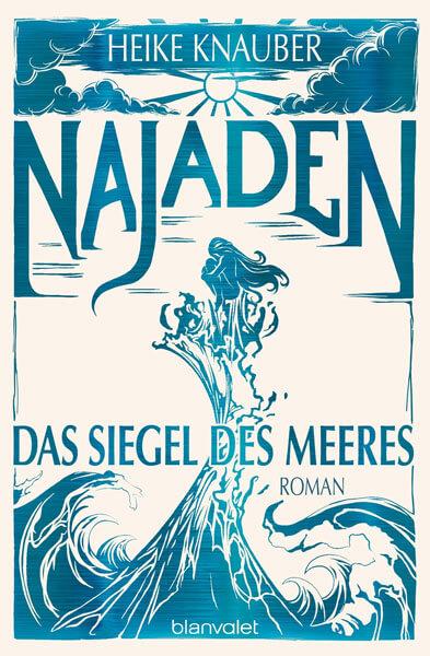 MagicCon 3 | Vortrag | Najaden - Das Siegel des Meeres - Buchcover