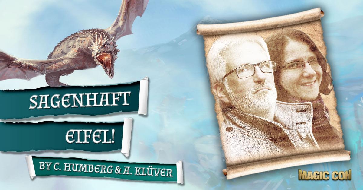 MagicCon 3 | Vortrag | Sagenhaft Eifel!