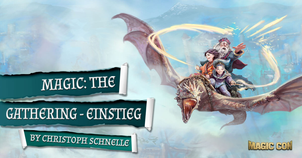 MagicCon 3 | Workshop | Magic: The Gathering - Einstieg