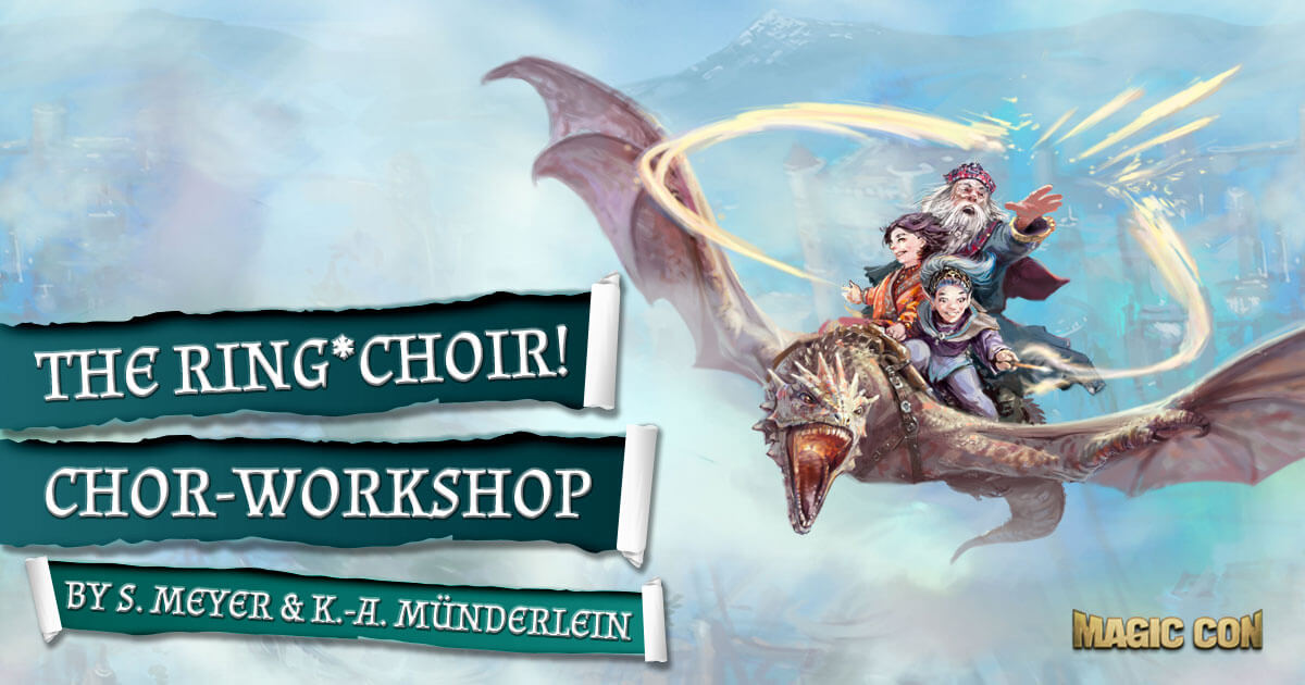 MagicCon 3 | Workshop | The Ring*Choir - Chor-Workshop
