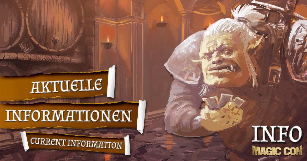 MagicCon 4 | Sonstiges | Aktuelle Informationen