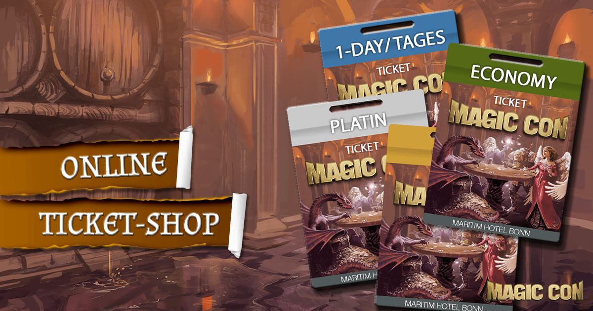 MagicCon 4 | Sonstiges | Online Ticket-Shop