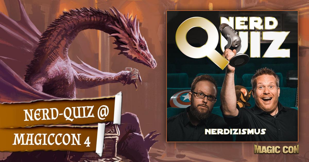 MagicCon 4 | Specialsp | Nerd-Quiz @ MagicCon 4 | by Nerdizismus.de