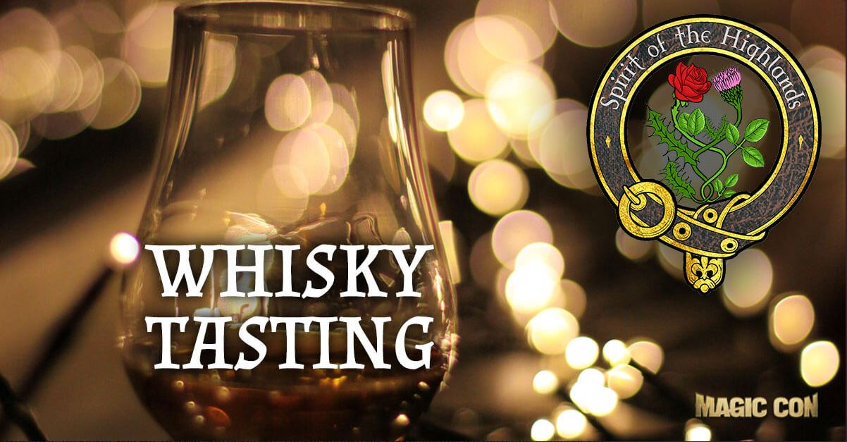 MagicCon 4 | Specials | Whisky-Reise durch Schottland / by Spirit of the Highlands