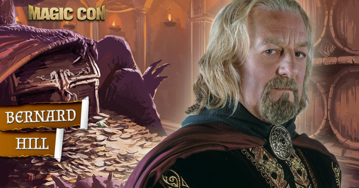 MagicCon 4 | Stargast | Bernard Hill